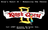 [King's Quest II: Romancing the Throne - скриншот №10]