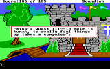 [King's Quest II: Romancing the Throne - скриншот №24]