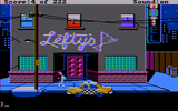 [Leisure Suit Larry in the Land of the Lounge Lizards - скриншот №28]