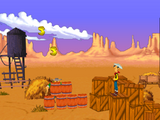 Lucky Luke: On the Daltons' Trail