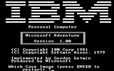 Microsoft Adventure