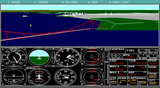 Microsoft Flight Simulator (v3.0)