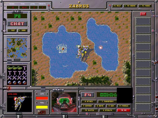 mission chameleon 1996  windows Ссылки описание
