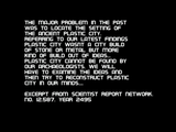 The Mystery of Plastic City Part II