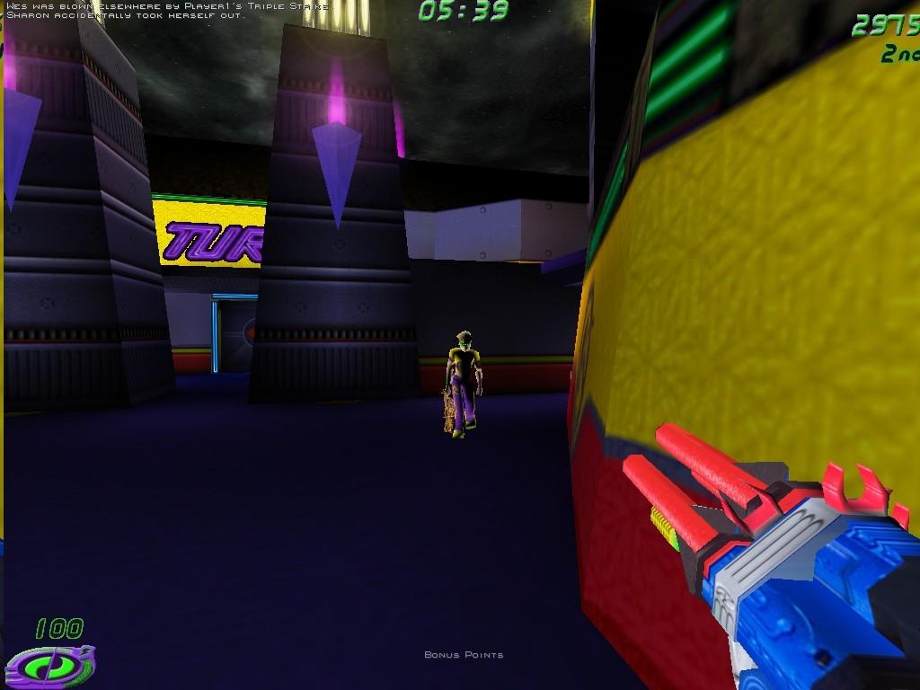 Nerf Arena Blast Patch