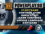 [NHL Powerplay 98 - скриншот №1]