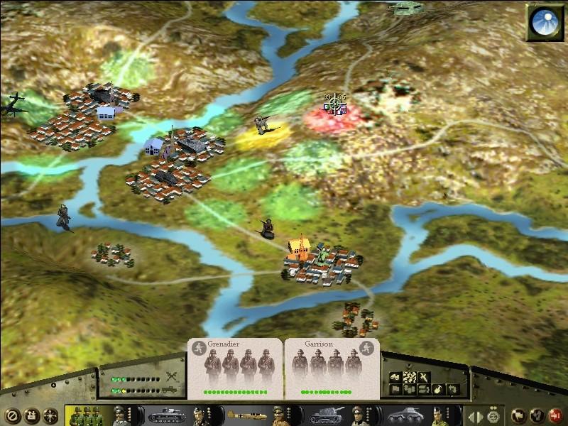 panzer general 3d assault add-on