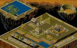 [Скриншот: Populous II: Trials of the Olympian Gods]