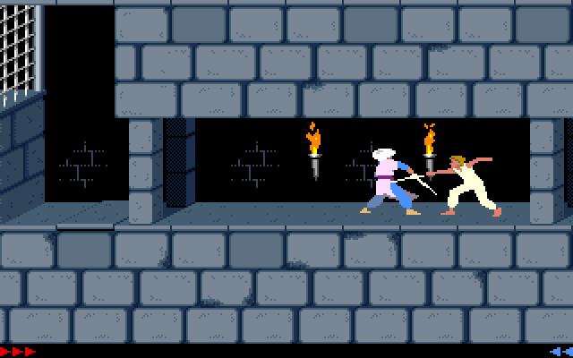 Prince of Persia - Screenshot 2.