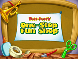 [Putt-Putt's One-Stop Fun Shop - скриншот №4]