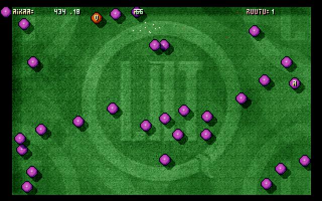 игры катать шар