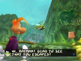 [Скриншот: Rayman 2: The Great Escape]