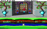 [Скриншот: Roberta Williams' King's Quest I: Quest for the Crown]