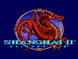 Shanghai II: Dragon's Eye