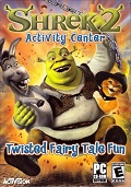 Shrek 2: Activity Center