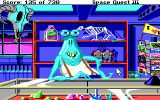[Space Quest III: The Pirates of Pestulon - скриншот №9]