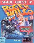 Space Quest IV: Roger Wilco and the Time Rippers (CD)