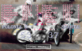 [Скриншот: Speedway Manager 96]