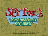 [Spy Fox 2: Some Assembly Required - скриншот №14]
