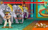[Скриншот: Street Fighter II: The World Warrior]
