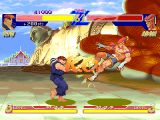[Street Fighter Alpha: Warriors' Dreams - скриншот №2]