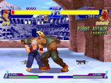 [Street Fighter Alpha: Warriors' Dreams - скриншот №7]