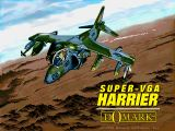 [Скриншот: Super-VGA Harrier]