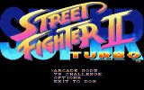 [Super Street Fighter II Turbo - скриншот №9]
