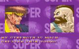 [Super Street Fighter II Turbo - скриншот №14]