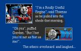 [Скриншот: Thomas the Tank Engine 2]