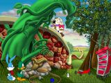 [Скриншот: Tiny Toon Adventures: The Great Beanstalk]
