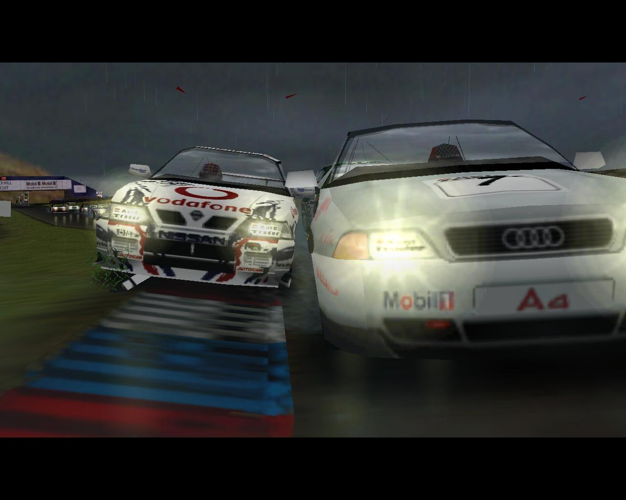Скриншоты Toca 2 Touring Car Challenge на Old Games Ru