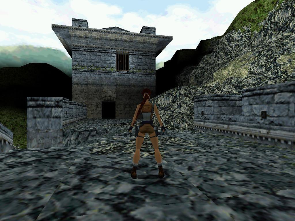 Tomb Raider II Starring Lara Croft [1997|Rus]