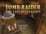 [Tomb Raider: The Last Revelation - скриншот №1]