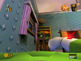 [Toy Story 2 Action Game - скриншот №5]