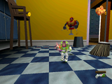 [Toy Story 2 Action Game - скриншот №20]