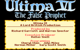 [Ultima VI: The False Prophet - скриншот №27]