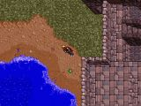 [Скриншот: Ultima VII: Serpent Isle]