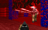 [Скриншот: The Ultimate DOOM]