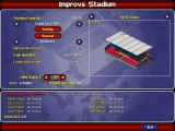 [Скриншот: Ultimate Soccer Manager 98]