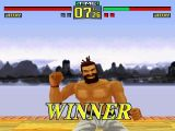 [Скриншот: Virtua Fighter]