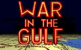 [Скриншот: War in the Gulf]