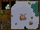 [Скриншот: WarCraft II: Beyond the Dark Portal]
