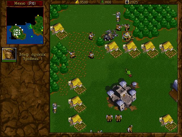 WarCraft 2 Portable.