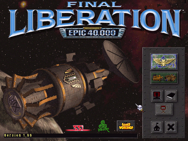 Скачать игру Warhammer 40000 EPIC: Final Liberation