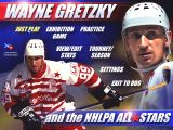 [Скриншот: Wayne Gretzky and the NHLPA All Stars]