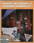 Where in Europe Is Carmen Sandiego?