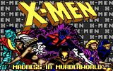 [X-Men: Madness in Murderworld - скриншот №2]