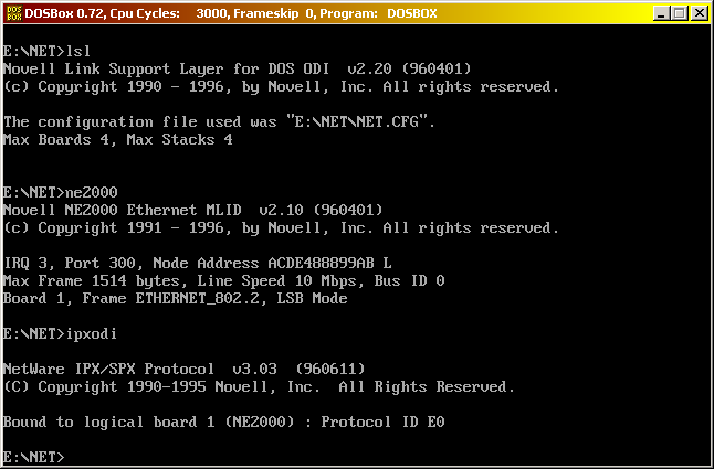 Модифицированный Файл Dosbox.Conf